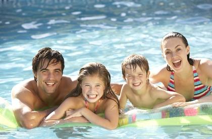 Rodinné pobyty s dětmi